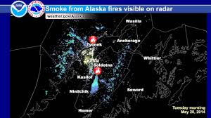 Alaska Fires Map by True Color Rgb Seeing The Light