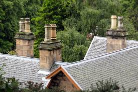 chimney pots picture by jeaniblog for rooftops photography