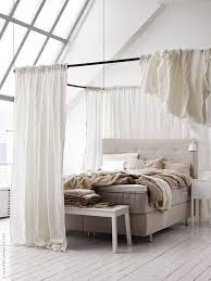 Faux Canopy Bed Drape Best 25 Ikea Canopy Bed Ideas On Pinterest Cheap Canopy Beds