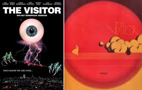 dvd exotica the visitor code vs drafthouse dvd