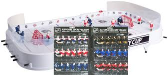 best table hockey game the original 6 package stiga stanley cup hockey game with the 6