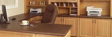Custom Home Office Cabinets In Custom Home Office Storage U0026 Cabinets Tailored Living