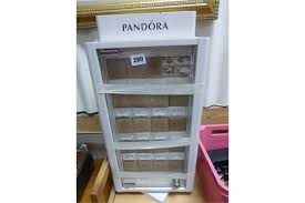 table top display cabinet pandora table top jewellery shop display cabinet