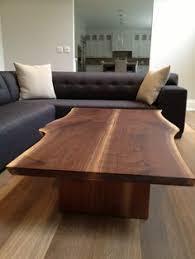 live edge walnut coffee table selling live edge walnut coffee tables finished with natural tung