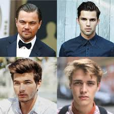 guys haircuts diamond face the best hairstyles for your face shape the trend spotter