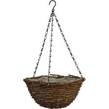 planters glamorous 16 inch wire hanging baskets 16 inch wire