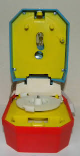 history u0027s dumpster the ohio art mighty tiny record player