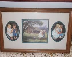 home interior framed vintage home interior pictures etsy