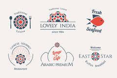 thai food restaurant logo design stock illustrations u2013 109 thai