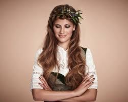 Oktoberfest Frisuren Lange Haare Offen by 192 Best Hochsteckfrisuren Images On Hairstyles