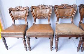William Iv Dining Chairs Six William Iv Dining Chairs Chairs Dining Sets Pairs