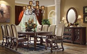 interior of formal dining room sets home design ideas