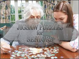 jigsaw puzzles for seniors especially for adults