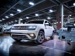 Volkswagen Atlas Review Pictures Business Insider