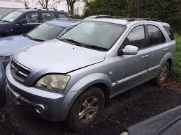 2004 kia sorento for spares or repairs starts and drives perfect