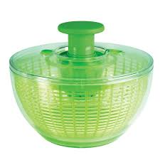 kitchen essential kitchen essential salad spinner