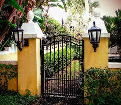 handmade iron garden gates tampa fl metals u0026 nature