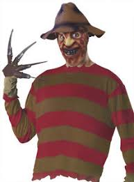 Freddy Halloween Costumes Halloween Nightmare Elm Street Freddy Krueger Men