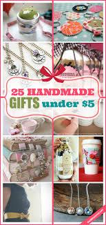 25 handmade gifts 5 handmade gifts handmade