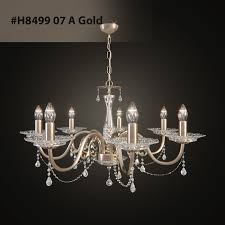 Classic Chandelier Luster 3d Classic Chandelier Cgtrader