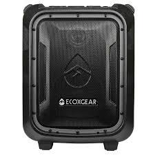 Ecoxgear Rugged And Waterproof Stereo Boombox Ecoxgear Ecoboulder Plus Waterproof Bluetooth Speaker