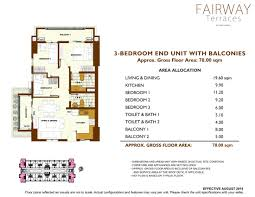 fairway terraces dmci philippine condos