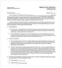 sample sales contract template 7 free documents download in pdf