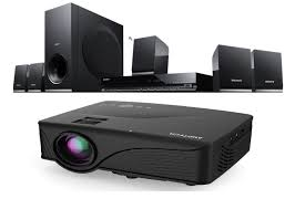home theater sony home theater 3d projector sony surround sound 5 1 channel stereo