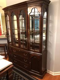 glass shelves for china cabinet harden china cabinet mirror back with glass shelves
