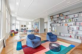 Colorful Interiors A Family Villa In Budapest With Colorful 1960s Inspired Interiors