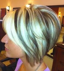 would an inverted bob haircut work for with thin hair 15 short blonde highlighted hair short inverted bob inverted bob