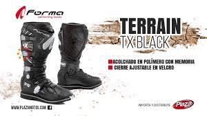 forma motocross boots botas forma terrain tx la elección de los campeones solo en plaza