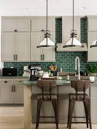 green kitchen backsplash dream home 2017 kitchen pictures kitchen pictures hgtv and