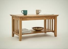 Vancouver Oak Coffee Table - vancouver square coffee table with shelf gallery of coffee tables