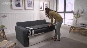 Sofa Bed Design Interior Jay Be Modern Sofa Bed With Pocket Sprung Mattress Youtube