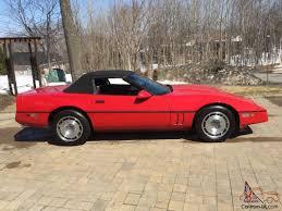c4 corvette convertible for sale corvette convertible c4 1987
