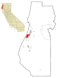 California Map Outline File Humboldt County California Incorporated And Unincorporated