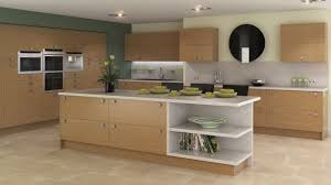 vogue lissa oak our kitchens chippendale kitchens
