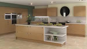 modern oak kitchens vogue lissa oak our kitchens chippendale kitchens