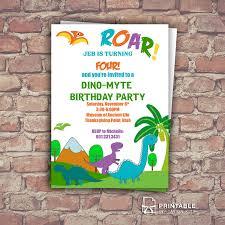 Thanksgiving Invitations Templates Free Dinosaurs Free Birthday Invitation Template Wedding Invitation