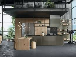 kitchens without islands frame fitted kitchen by snaidero design massimo iosa ghini