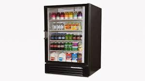 Glass Door Beverage Refrigerator For Home by Glass Door Refrigerator Residential Kitchen Glass Beverage Fridge