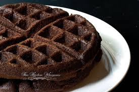 ultimate chocolate belgian waffle