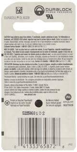 lexus is250 key fob battery type amazon com 2 pcs duracell cr1632 1632 car remote batteries