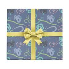 owl christmas wrapping paper gift wrap revel co