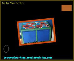 Plans For Building Toy Box by Toy Box Plans Girls Farm Friends 074609 Woodworking Plans And