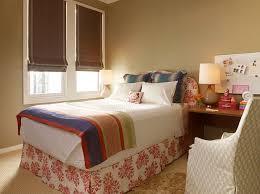 brown roman shades eclectic u0027s room redmond aldrich design