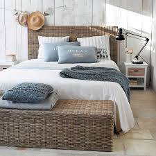 chambre a coucher adulte maison du monde meubles et décoration de style atlantique bord de mer maisons du