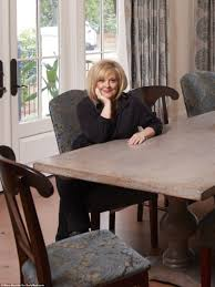 at home with nancy grace the tigress turns pussycat at her new