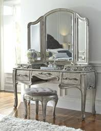 Makeup Vanity Table With Lights And Mirror Vanities Makeup Vanity Mirror Set Luxury French Style Pricess